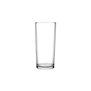 CC240136-TR Crown Glassware Senator Beer Fully Tempered, Nucleated & Certified 360ml Chemworks Hospitality Canberra