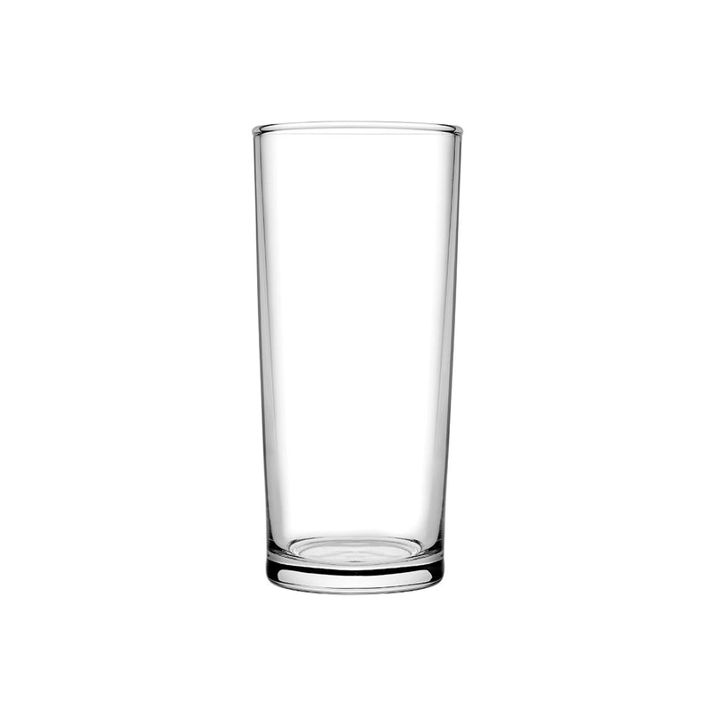 CC240157-TR Crown Glassware Senator Beer Fully Tempered, Nucleated & Certified 570ml Chemworks Hospitality Canberra