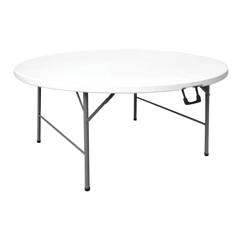CC506 Round Centre Folding Table 1530x740mm Chemworks Hospitality Canberra