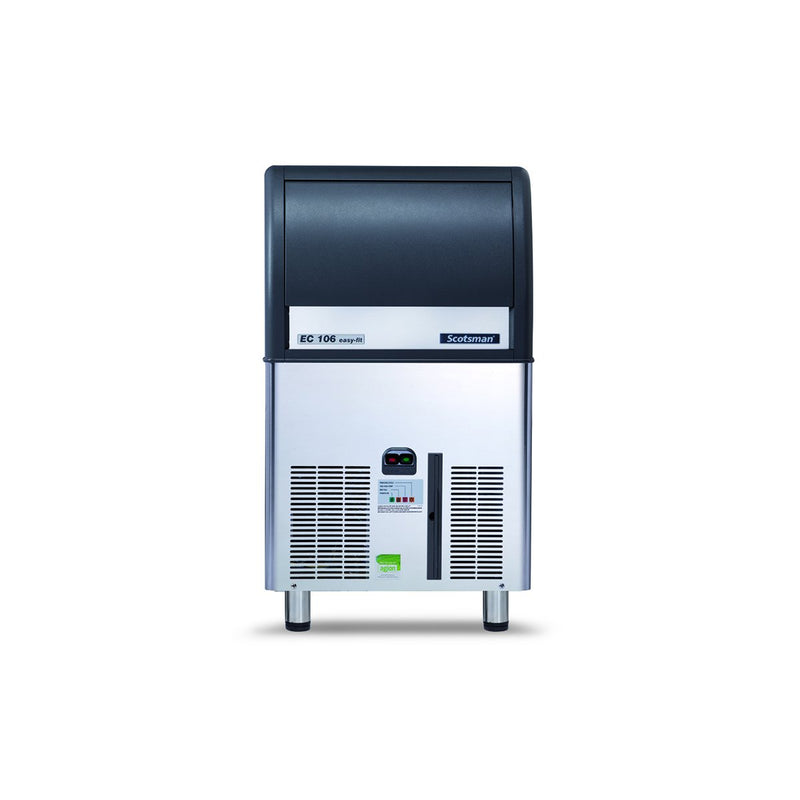 MO-ECM106AS Scotsman Ice Maker Self Contained - 48kg Daily Production Chemworks Hospitality