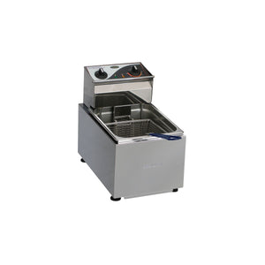 RO-F18 Roband Deep Fryer Single Pan 8Ltr Chemworks Hospitality