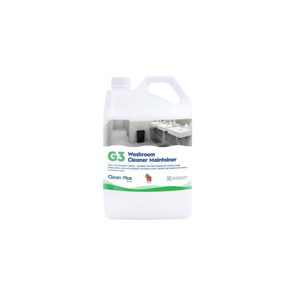 G3-90302 G3 - Washroom Cleaner Maintainer Chemworks Hospitality Canberra
