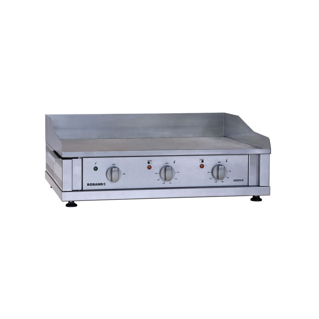 RO-G700 Roband Griddle Duel Control 2 Phase High Production Chemworks Hospitality