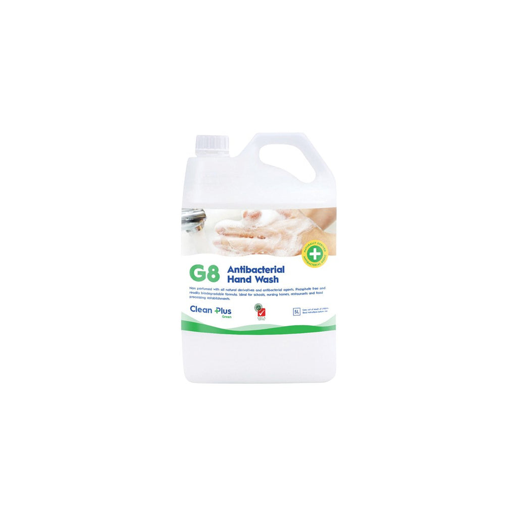 G8-90802 G8 - Antibacterial Hand Wash Chemworks Hospitality Canberra