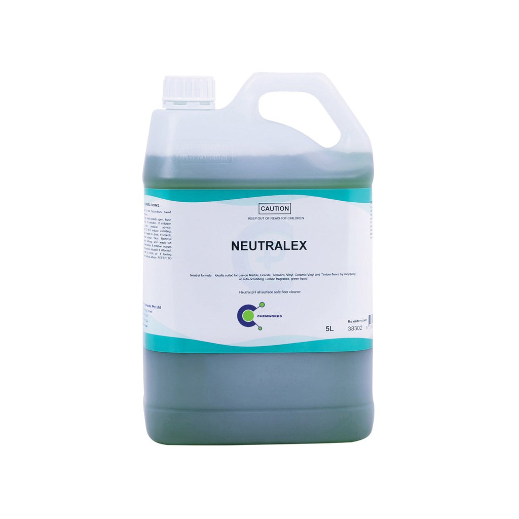 GC18-5 Floor Cleaner - Neutral Chemworks Hospitality Canberra