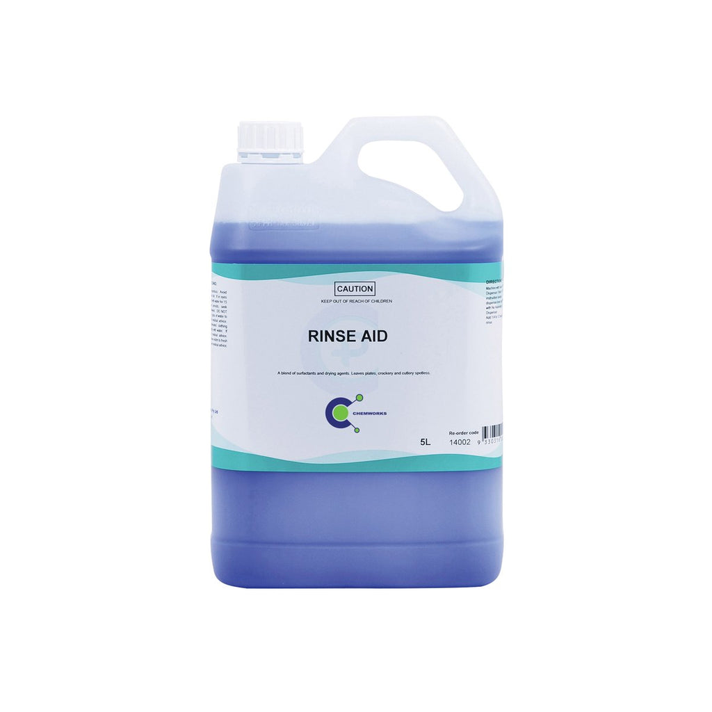 GC4-5 Auto Rinse Aid Chemworks Hospitality Canberra