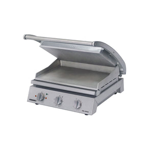 RO-GSA810S Roband Grill Station 8 Slice Smooth Top Plate Chemworks Hospitality