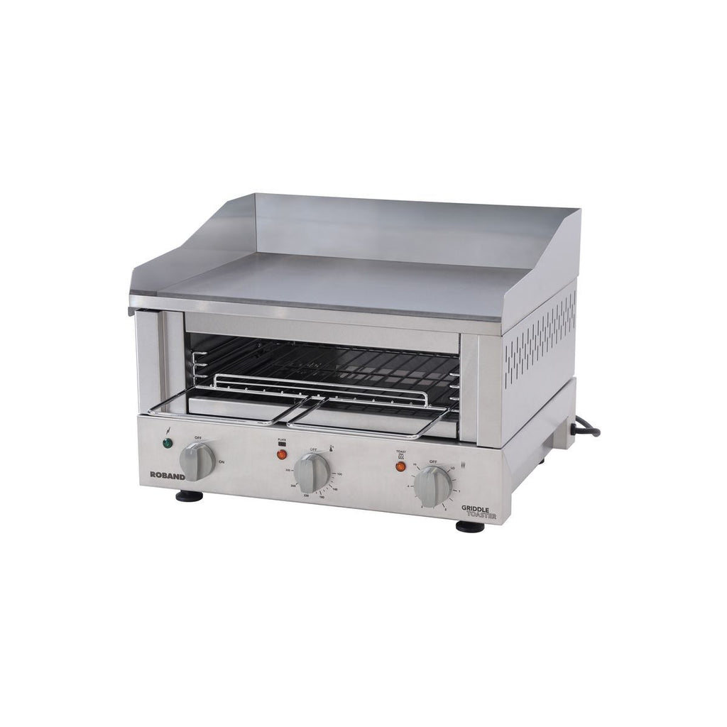 RO-GT500 Roband Griddle Toaster Single Phase High Production Chemworks Hospitality