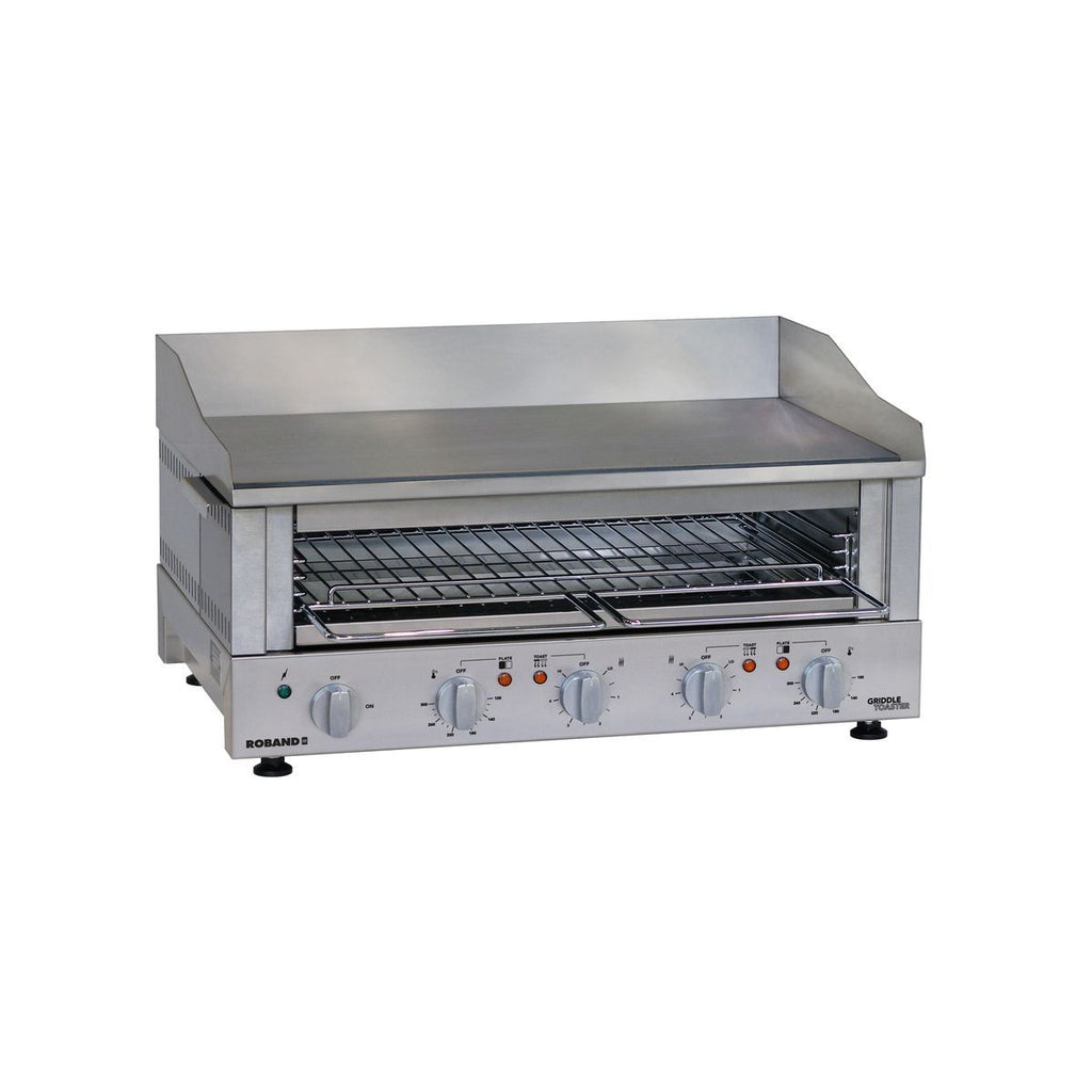 RO-GT700 Roband Griddle Toaster Duel Control 3 Phase High Production Chemworks Hospitality