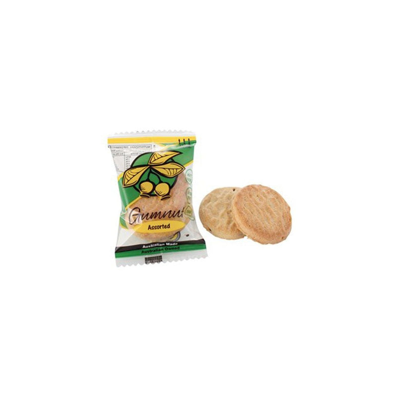 EATWELL1000 Gumnut Good Valued Assorted Cookies 2x10gm Chemworks Hospitality Canberra