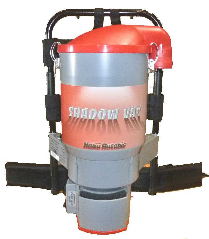 HAKO Shadow Vac Back Pack Vacuum