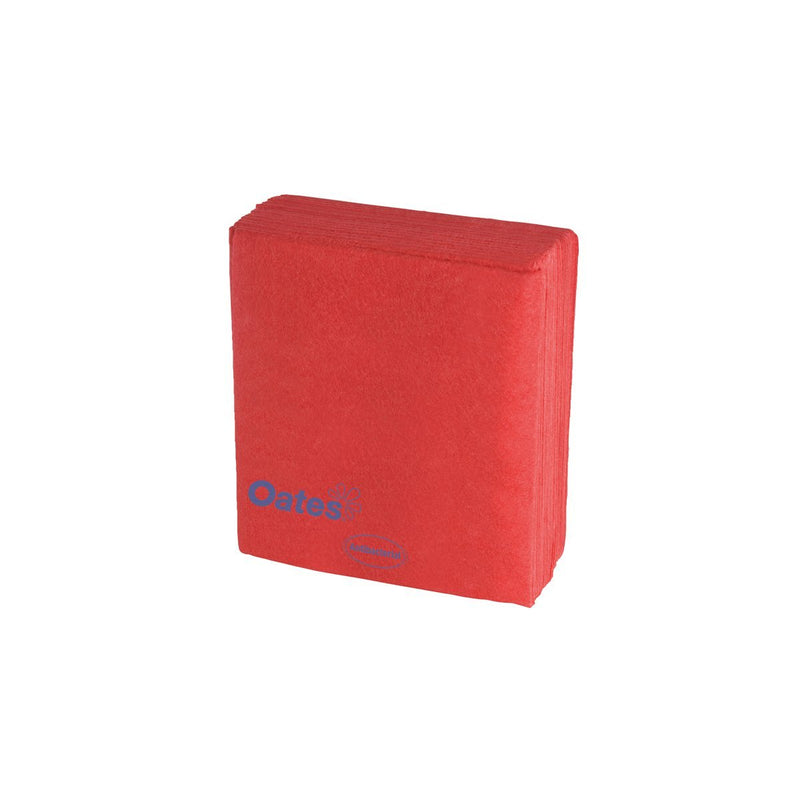 HW-003-R Industrial Heavy Duty Wipes - Red Chemworks Hospitality Canberra