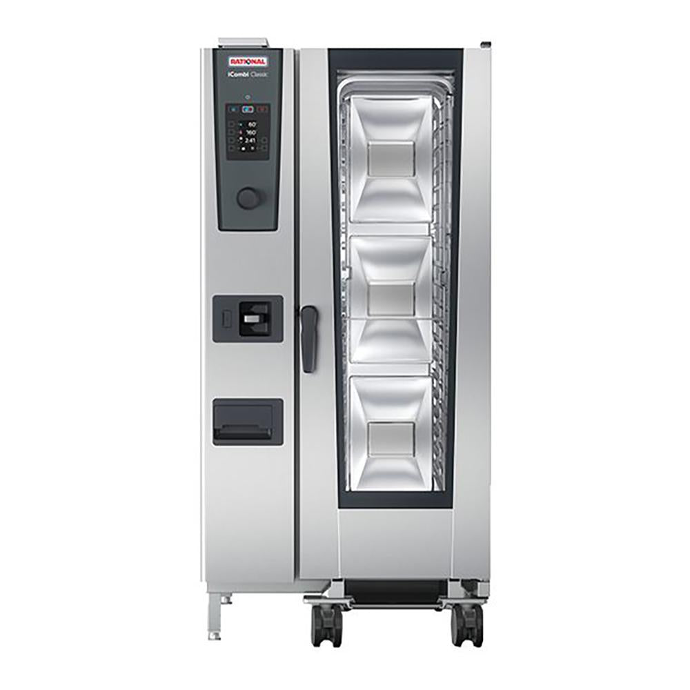 ICC201 Comcater RATIONAL iCombi Classic Electric 20 x 1/1 GN Tray Chemworks Hospitality Canberra