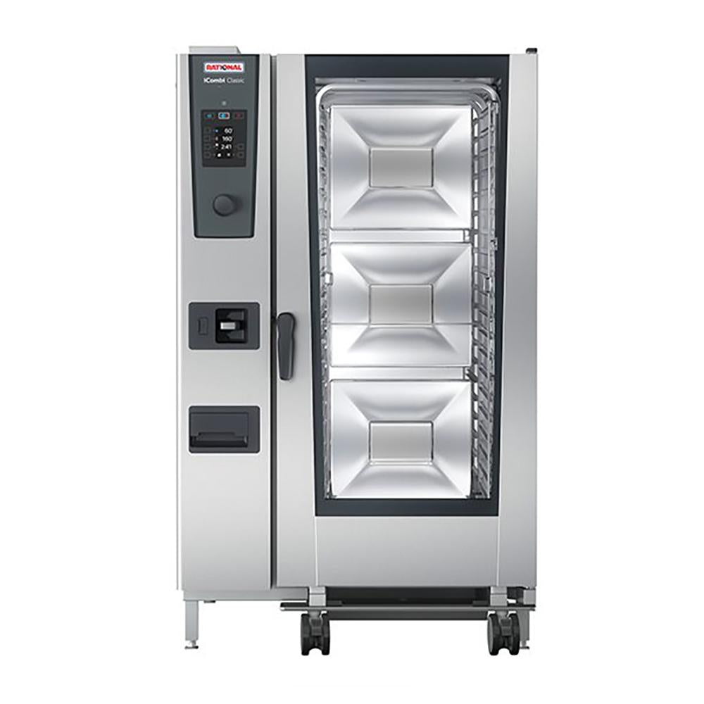 ICC202 Comcater RATIONAL iCombi Classic Electric 20 x 2/1 GN Tray Chemworks Hospitality Canberra