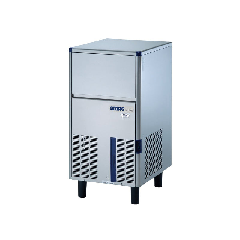 BR-IM0043SSC Bromic Ice Maker Self Contained - 37kg Daily Production Chemworks Hospitality