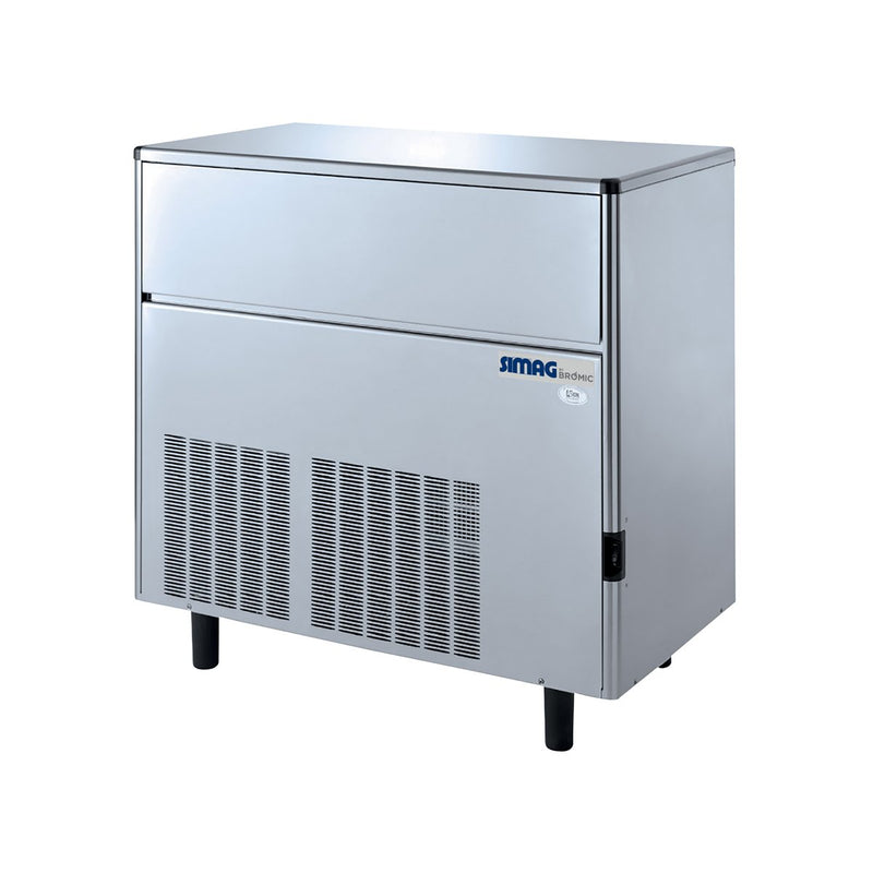 BR-IM01135SSC Bromic Ice Maker Self Contained - 115kg Daily Production Chemworks Hospitality