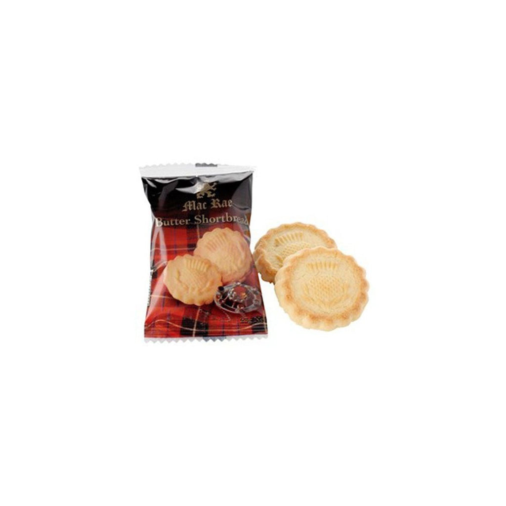 EATWELL1201 Macrae Butter Shortbread Cookies 2x12gm Chemworks Hospitality Canberra