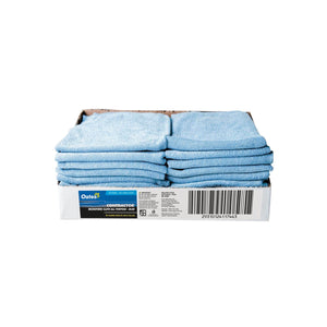 MF-020B All-Purpose Microfibre Cloth - Blue Chemworks Hospitality Canberra