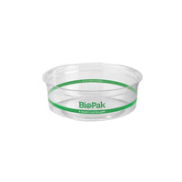 P-360 BioPlastic Round Takeaway Containers 360ml Eco Friendly Food Packaging Chemworks Hospitality Canberra