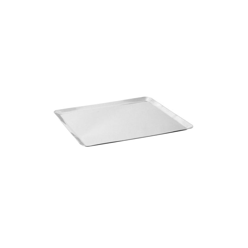 P779-026-TR Pujadas Rectangular Display Tray 18/10 Stainless Steel | Heavy Duty 600x200mm