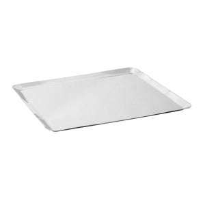 P779-060-TR Pujadas Rectangular Display Tray 18/10 Stainless Steel | Heavy Duty 300x260mm