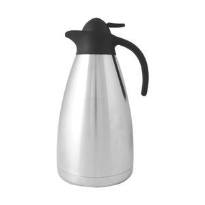 P895-020-TR Pujadas Vacuum Jug 18/10 Stainless Steel | Satin Finish 2000ml