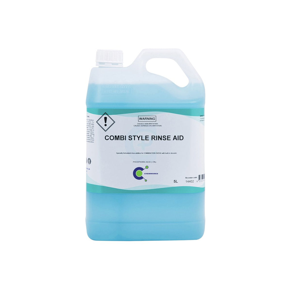 R-2 Oven Rinse Aid - Combi Style Chemworks Hospitality Canberra