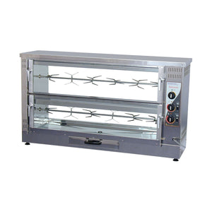 RO-R10 Roband Rotisserie Electric Countertop Chemworks Hospitality