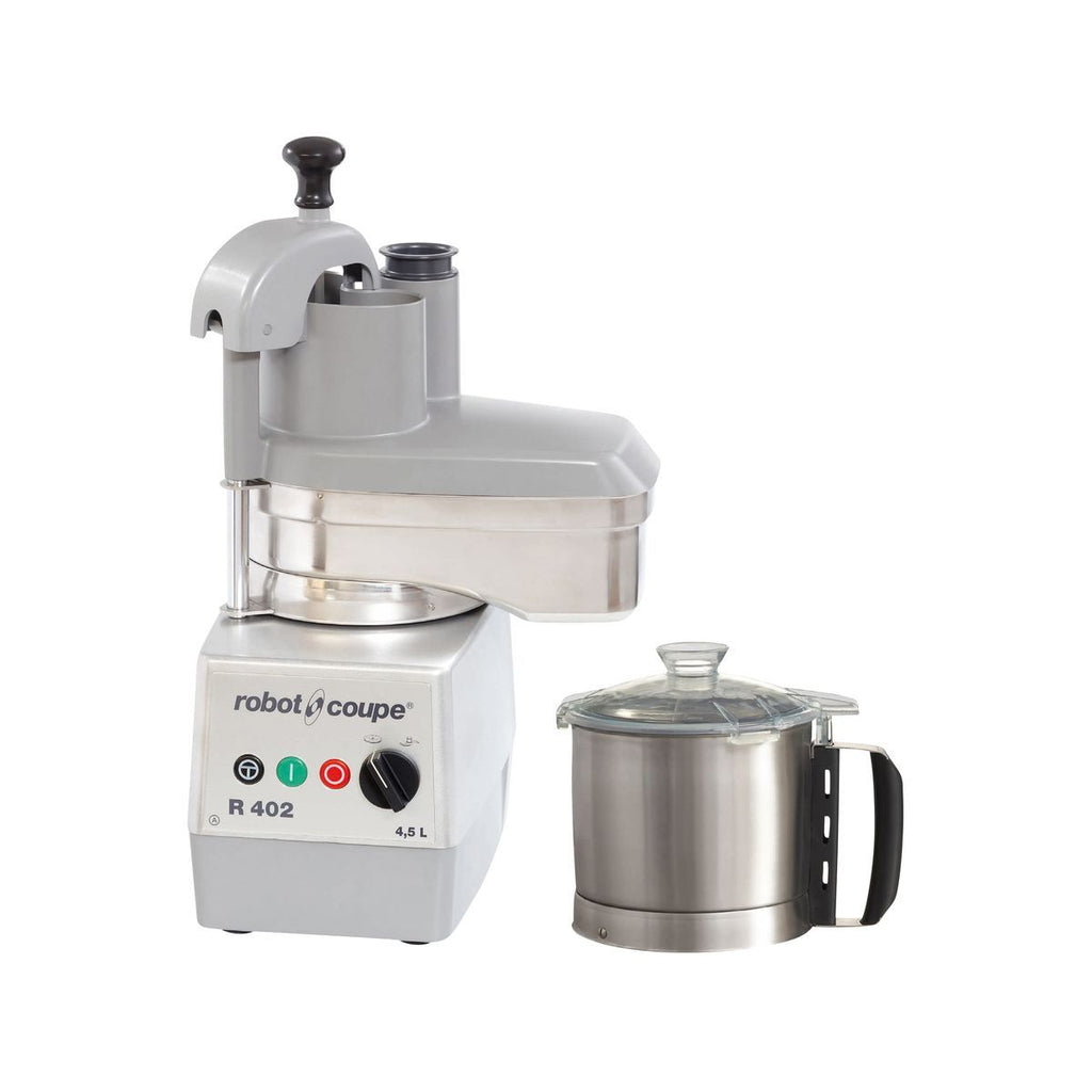 RC-R402 Robot Coupe Food Processor 4.5Ltr Capacity Chemworks Hospitality