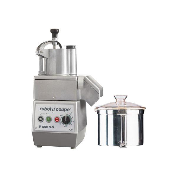RC-R502VV Robot Coupe Food Processor 5.5Ltr Capacity Chemworks Hospitality