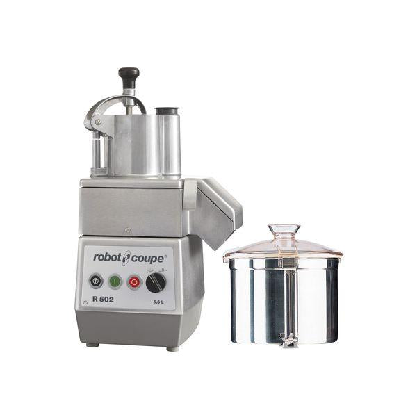 RC-R502 Robot Coupe Food Processor 5.5Ltr Capacity Chemworks Hospitality