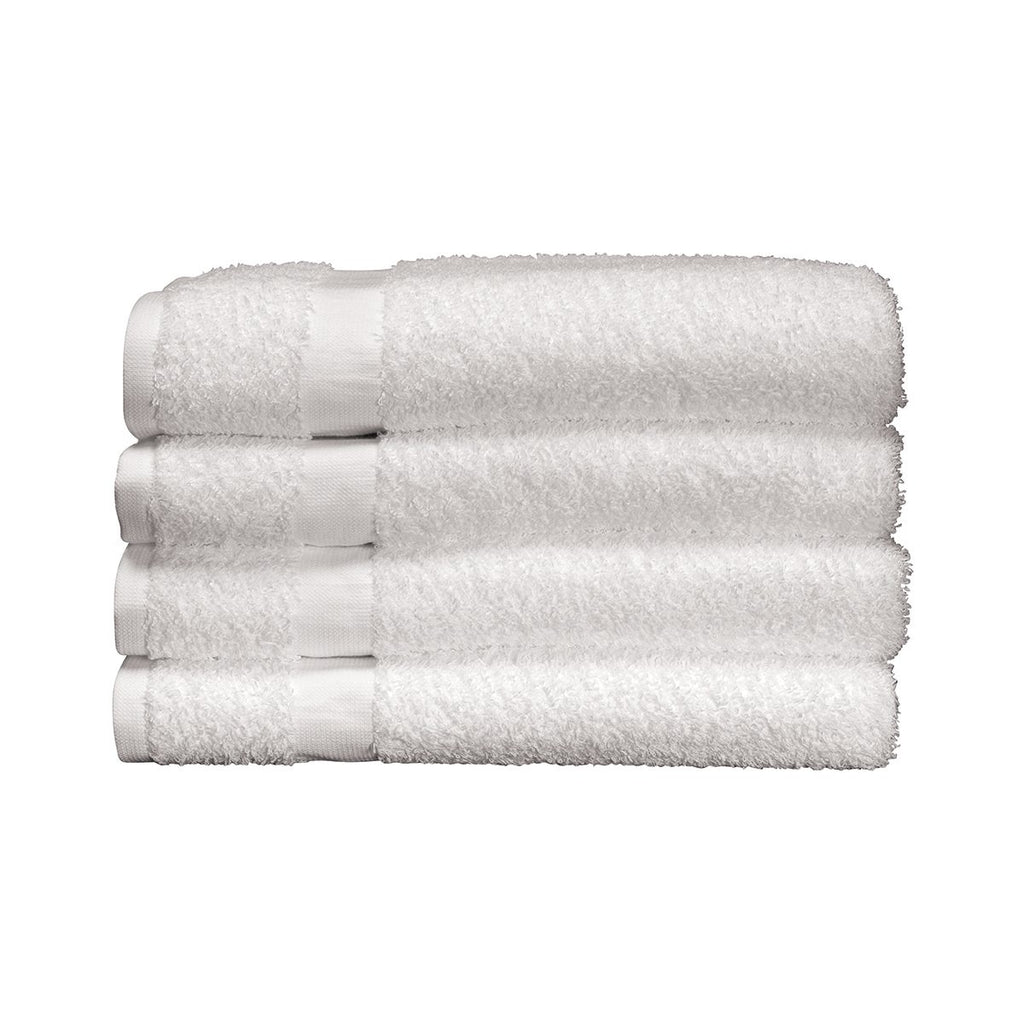REGI-FTOW01 Registry Cam Border Towels - Face Washer 300x300mm Chemworks Hospitality Chemworks