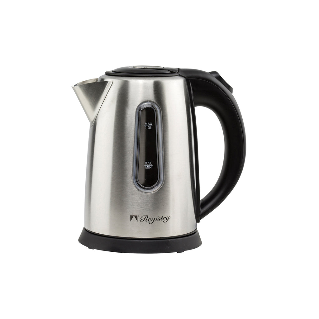 Kettle Stainless Steel 1Lt