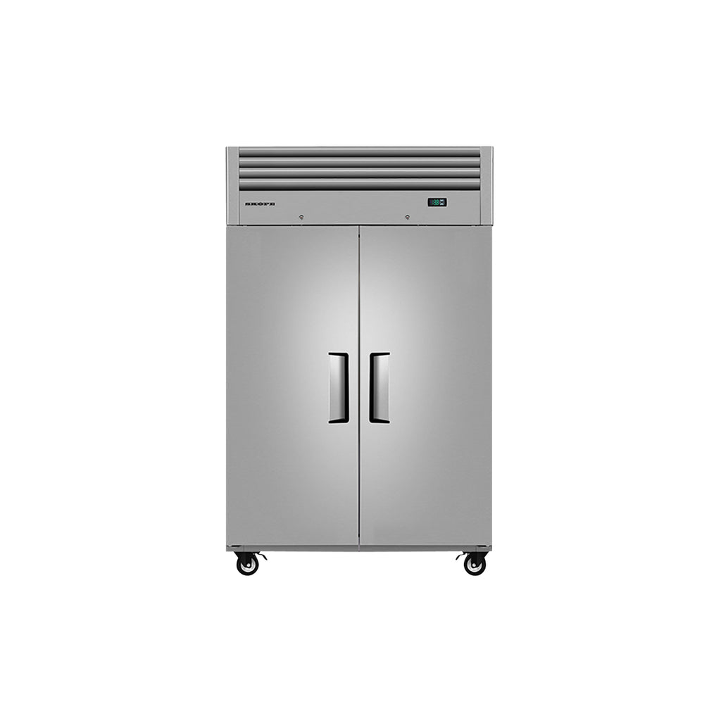 SKOPE ReFlex Upright Freezer 2 Door