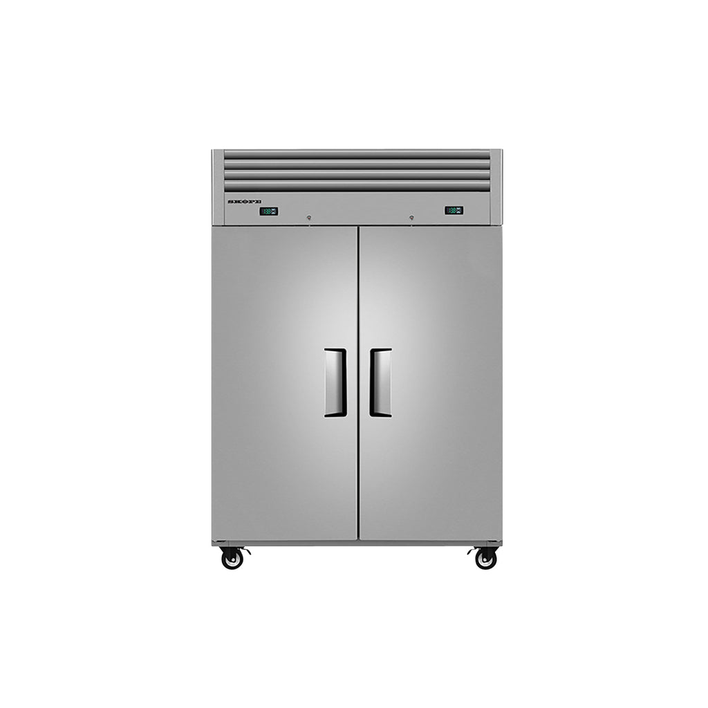 SKOPE ReFlex Upright Fridge/Freezer 2 Door