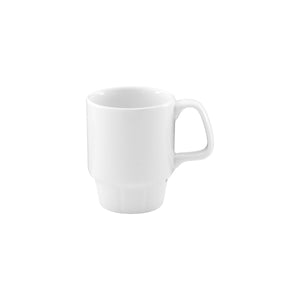 S7813-TR Australian Fine China Flinders Collection Stackable Mug Chemworks Hospitality Canberra