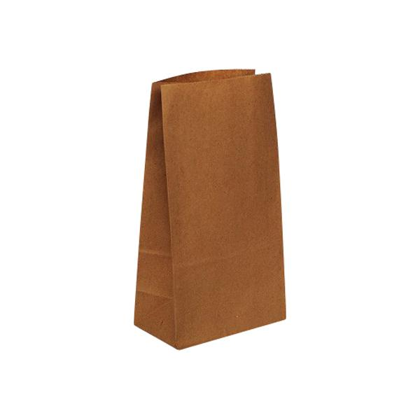 SOS4L Greenmark Kraft SOS Paper Carry Bags 282x152x90mm Chemworks Hospitality Canberra