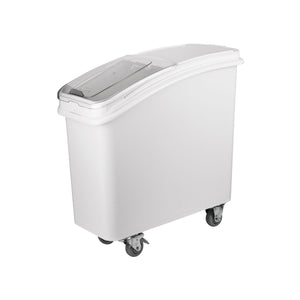 TR-901-TR Ingredient Bin With Polycarbonate Scoop 81Ltr Chemworks Hospitality