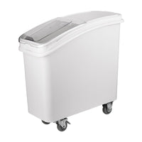 TR-902-TR Ingredient Bin With Polycarbonate Scoop 102Ltr Chemworks Hospitality
