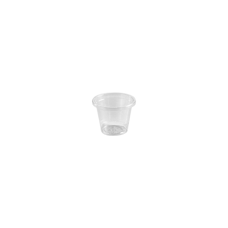 BioPlastic Sauce Containers 30ml