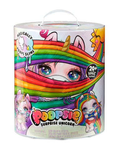 Poopsie Surprise Unicorn Assortment - Pink/Rainbow