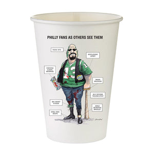 Philly Fans Tall Cup