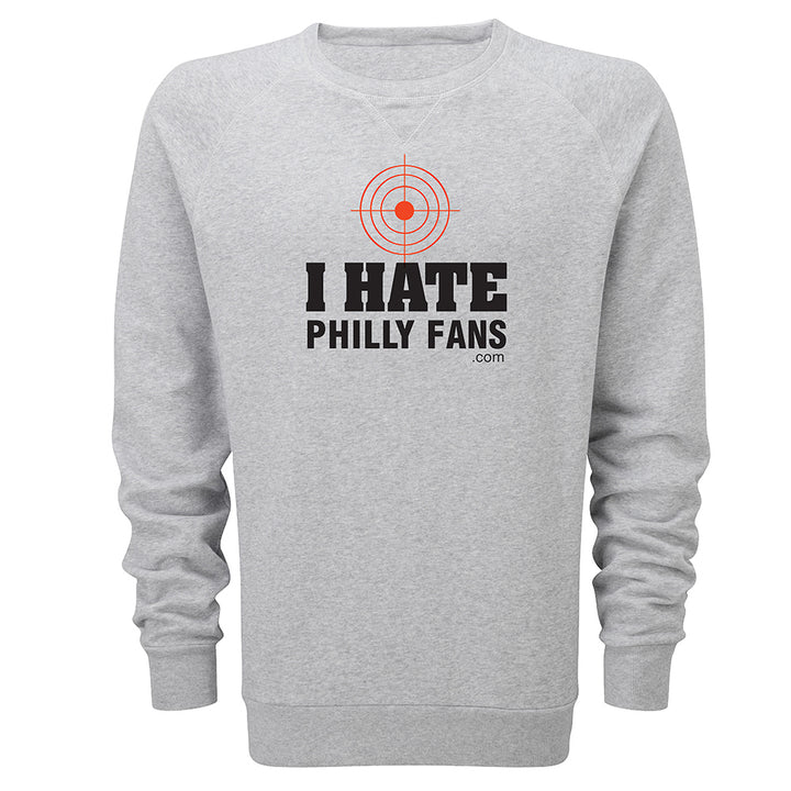 "Long Sleeve ""I Hate Philly Fans"" Sweatshirt"