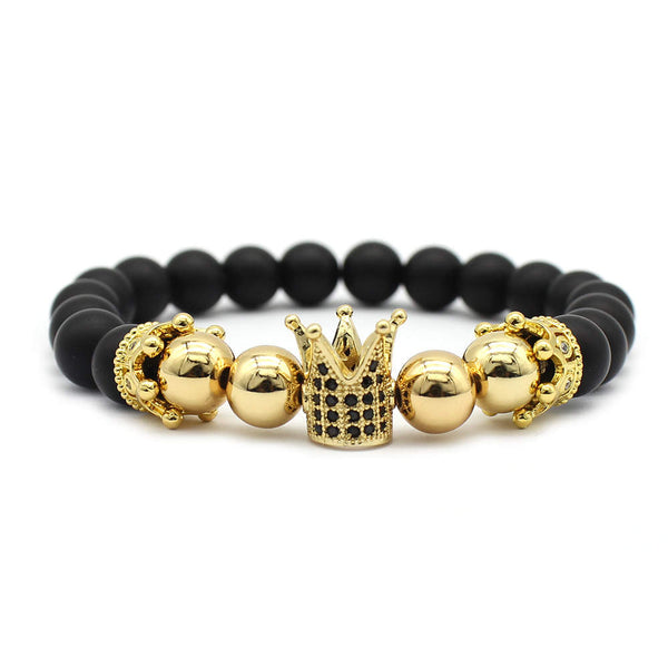 Bracelet Set Golden King (4 Bracelets)