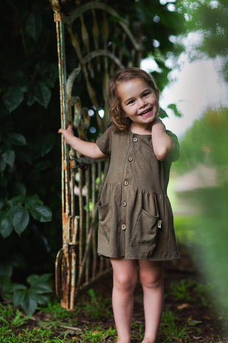 Kids Harvest Dress