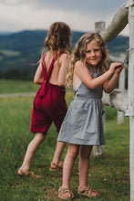 Kids Pinafore Dress