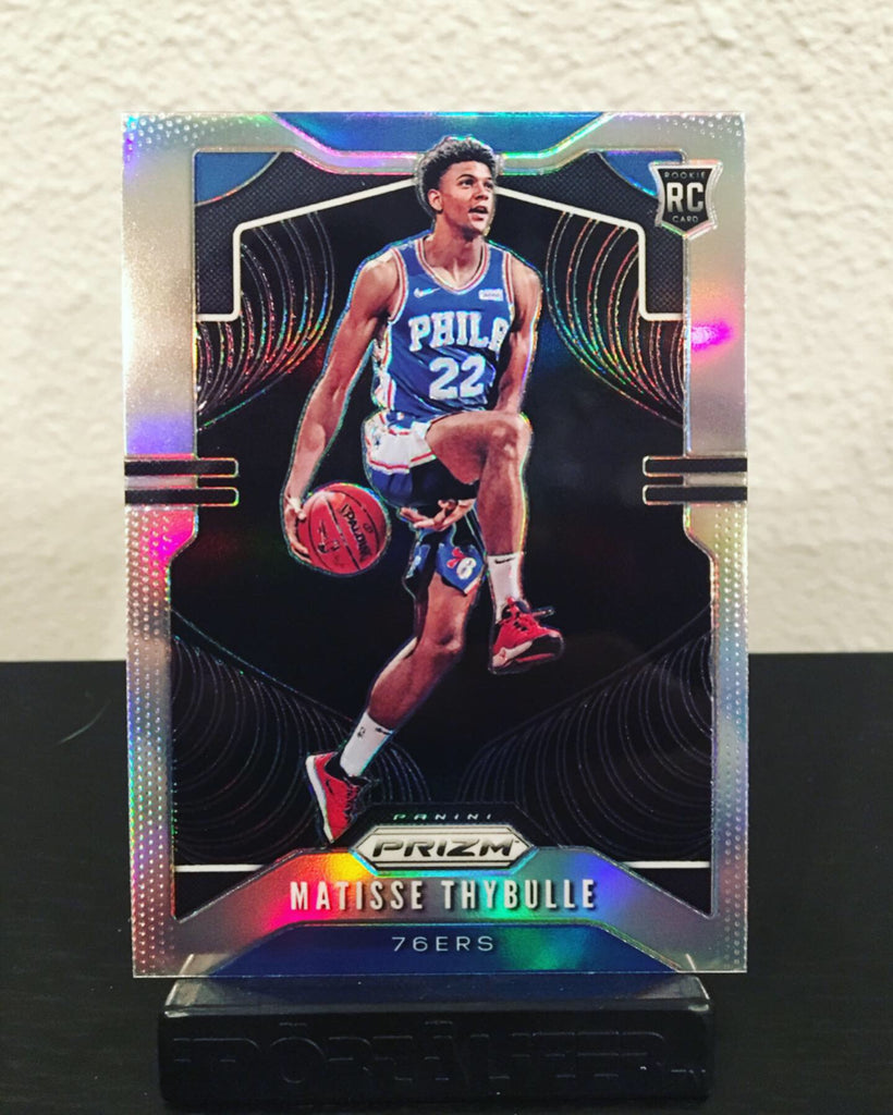 2019 Panini Prizm Matisse Thybulle Silver #290