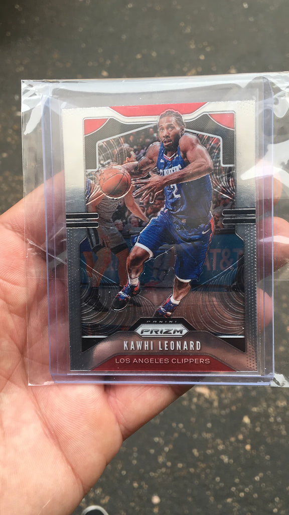 2019 Panini Chronicles Kawhi Leonard Prizm Update #505