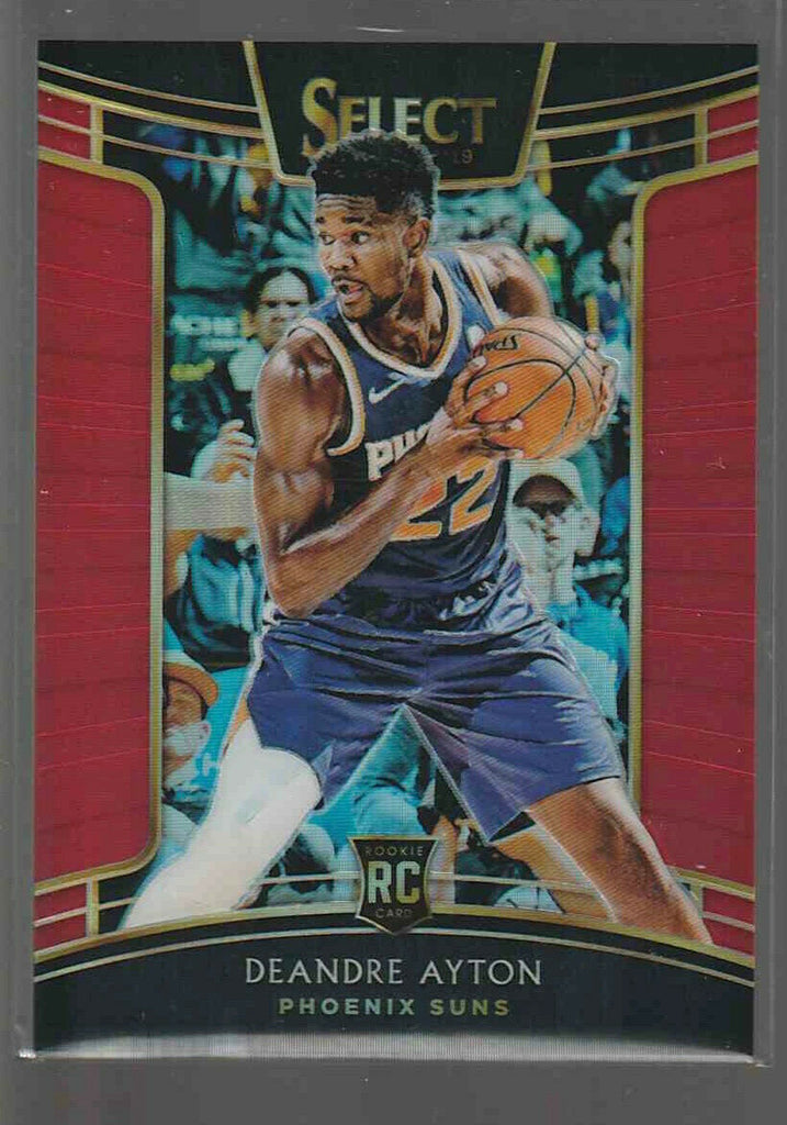 2018 Panini Select Deandre Ayton Red /199 #2