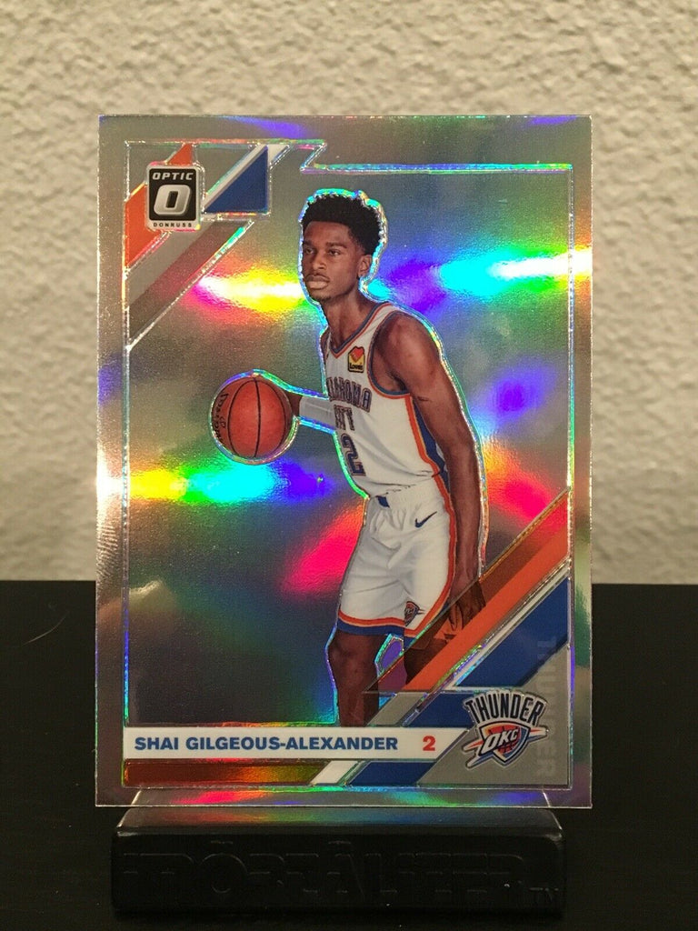 2019 Panini Optic Shai Gilgeous-Alexander Holo #113